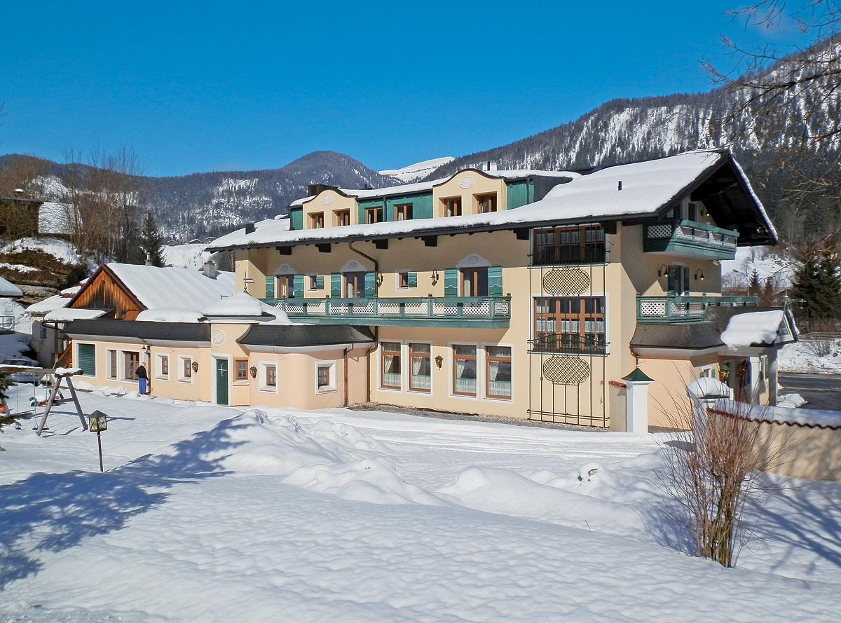 Rakousko (Horní Rakousko) - lyžování - HOTEL VOGLAUERHOF