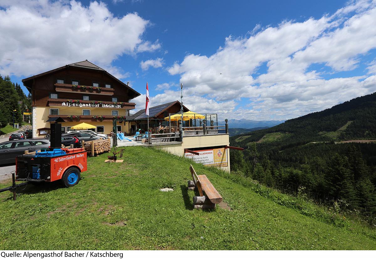 Rakousko (Rakouské Alpy a jezera) - _frontend_tour_type_alt_H - ALPENGASTHOF BACHER