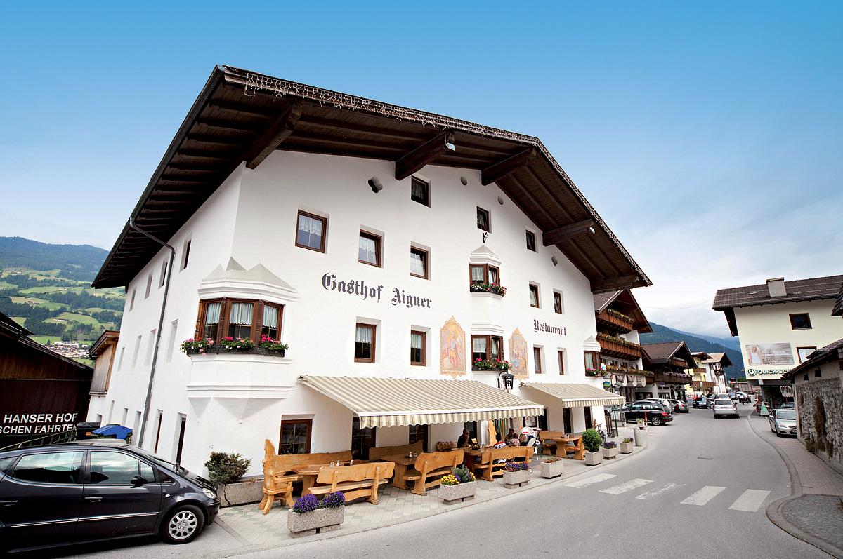Rakousko (Rakouské Alpy a jezera) - _frontend_tour_type_alt_H - GASTHOF AIGNER