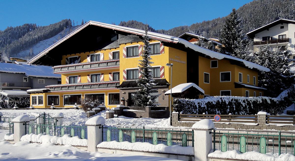 Rakousko (Štýrsko) - lyžování - HOTEL SCHLADMINGERHOF