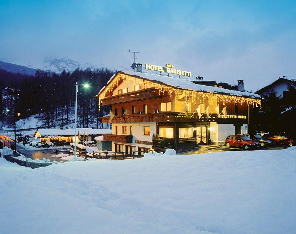 Itálie (Dolomiti Superski) - lyžování - HOTEL BARISETTI