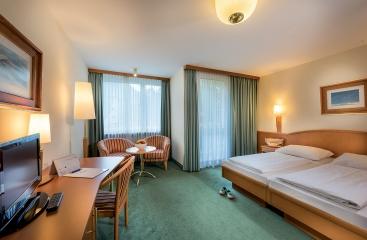 Johannesbad Hotel Palace - Salcbursko - Gasteinertal - Grossarltal