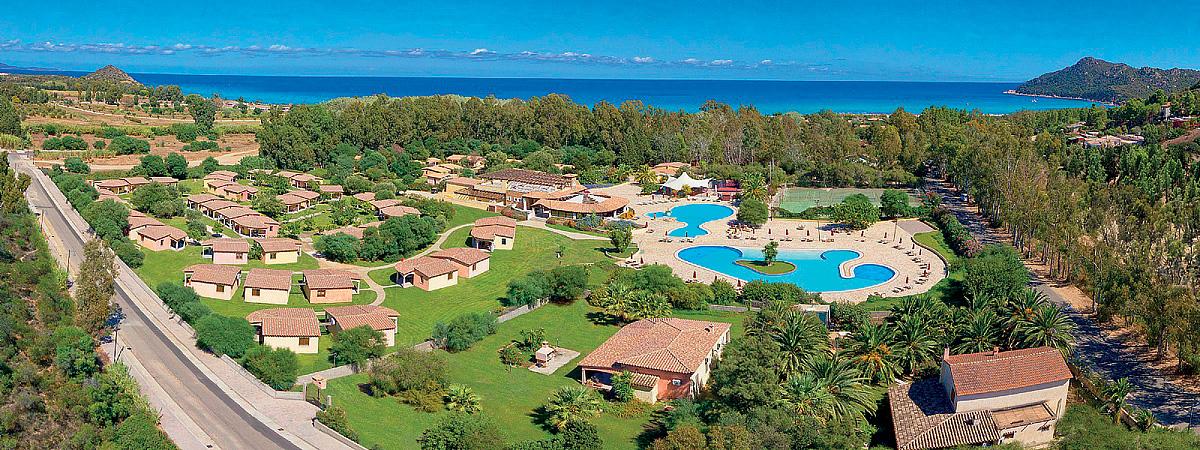 Itálie (Sardinie) - dovolená - HOTEL LIMONE BEACH