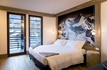 Family Hotel Mirtillo Rosso - Valle d´Aosta - Monterosa Ski