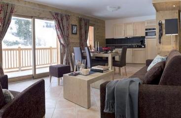Residence Chalets de Flambeau - Savoie - Val Cenis