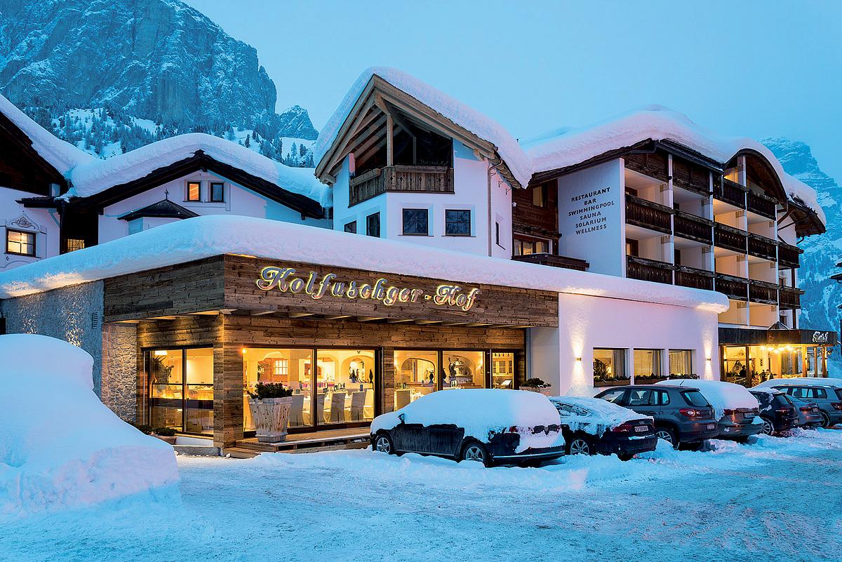 Hotel Kolfuschgerhof ****