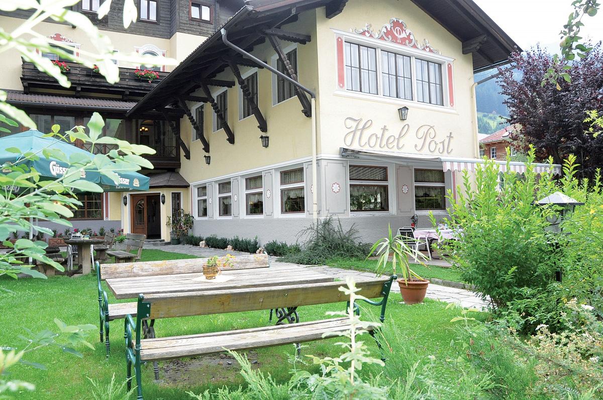 Rakousko (Rakouské Alpy a jezera) - _frontend_tour_type_alt_H - HOTEL POST