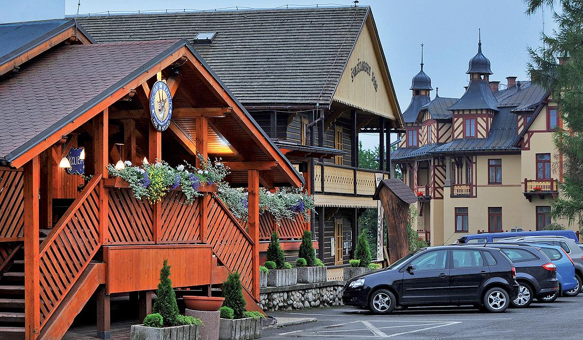 Slovensko (Vysoké Tatry) - _frontend_tour_type_alt_H - KOLIBA KAMZÍK