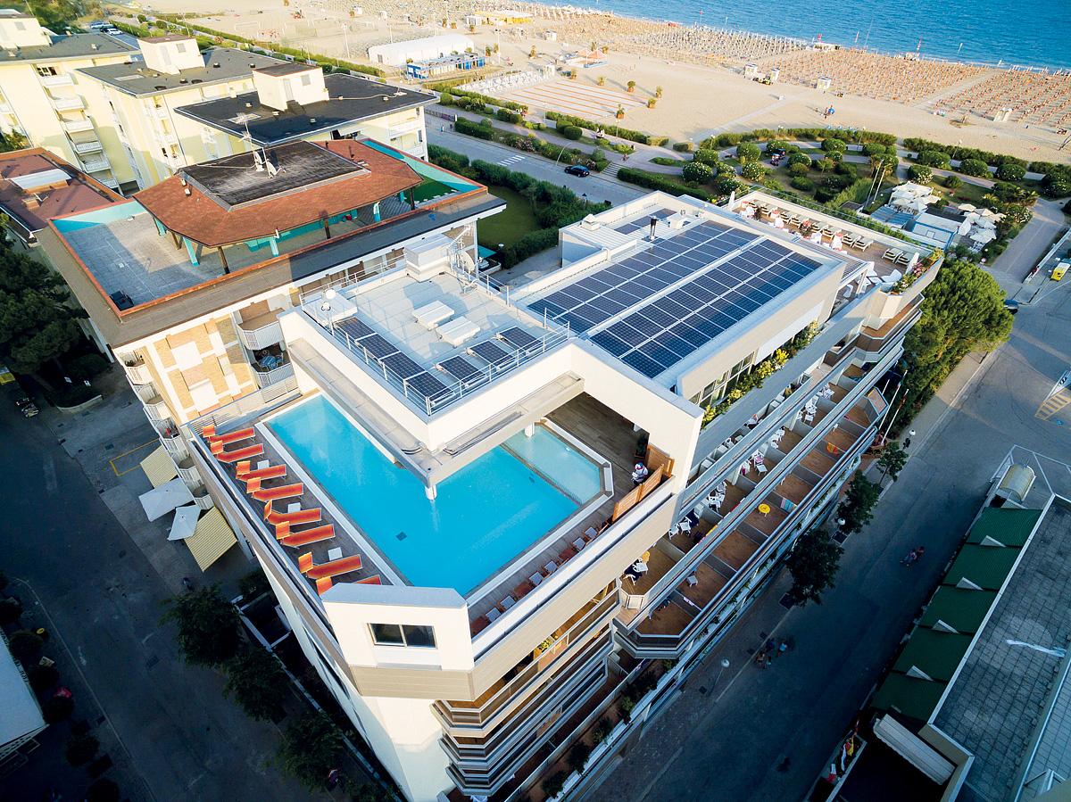 Itálie (Severní Jadran) - dovolená - HOTEL AMBASSADOR