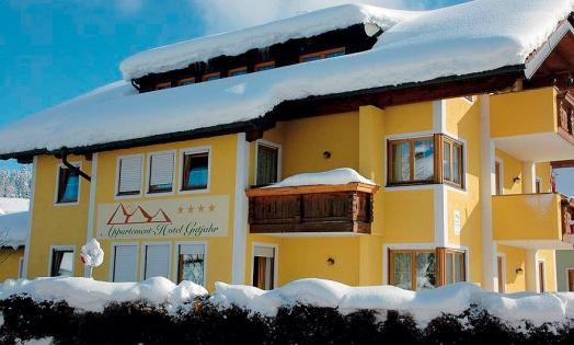Apartmány Gutjahr