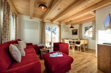 Aktiv & Natur Resort Hagan Lodge chalets - Štýrsko - Loser