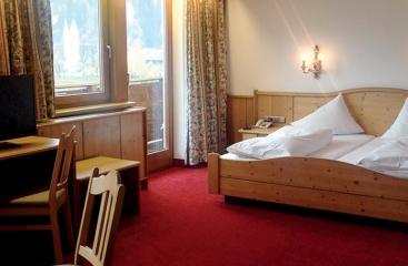 Hotel - Gasthof Café Zillertal **** PŘEDSEZÓNA - Tyrolsko - Hochzillertal / Hochfügen
