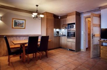 Residence Hermine - Savoie - Les Trois Vallées - Val Thorens