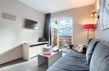 Residence Village de Praroustan - Alpes de Haute Provence - Pra Loup / Val d´Allos