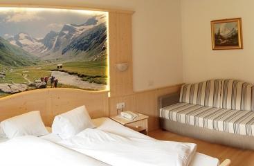 Hotel Schwarzbachhof - Valle Aurina - Speikboden / Klausberg