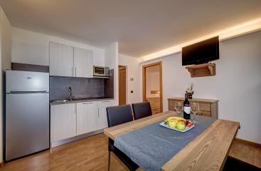 Aparthotel Villa di Bosco - Dolomiti Superski - Val di Fiemme / Obereggen