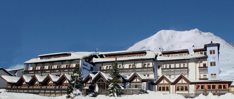 Itálie (Skirama Dolomiti) - lyžování - HOTEL SPORTING