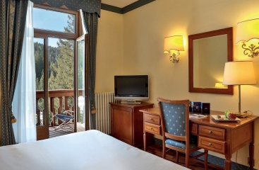 Golf Hotel Campiglio - Skirama Dolomiti Adamello Brenta - Madonna di Campiglio - Pinzolo