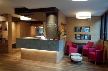 Alps Hotel Wellness Oriental autobusem - Valtellina - Madesimo
