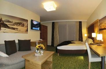 Hotel Victoria Maishofen SKI OPENING - Salcbursko - Kaprun - Zell am See