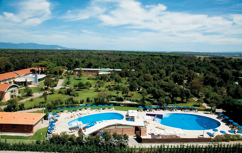 Itálie (Jižní Jadran) - dovolená - HOTEL MERCURE TIRRENIA GREEN PARK