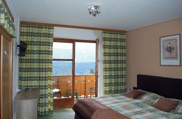 Hotel-Gasthof Lammersdorf - pokoje - Korutany - Sportberg Goldeck