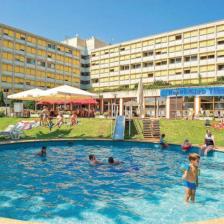 Maďarsko (Maďarsko) - dovolená - HOTEL CLUB TIHANY