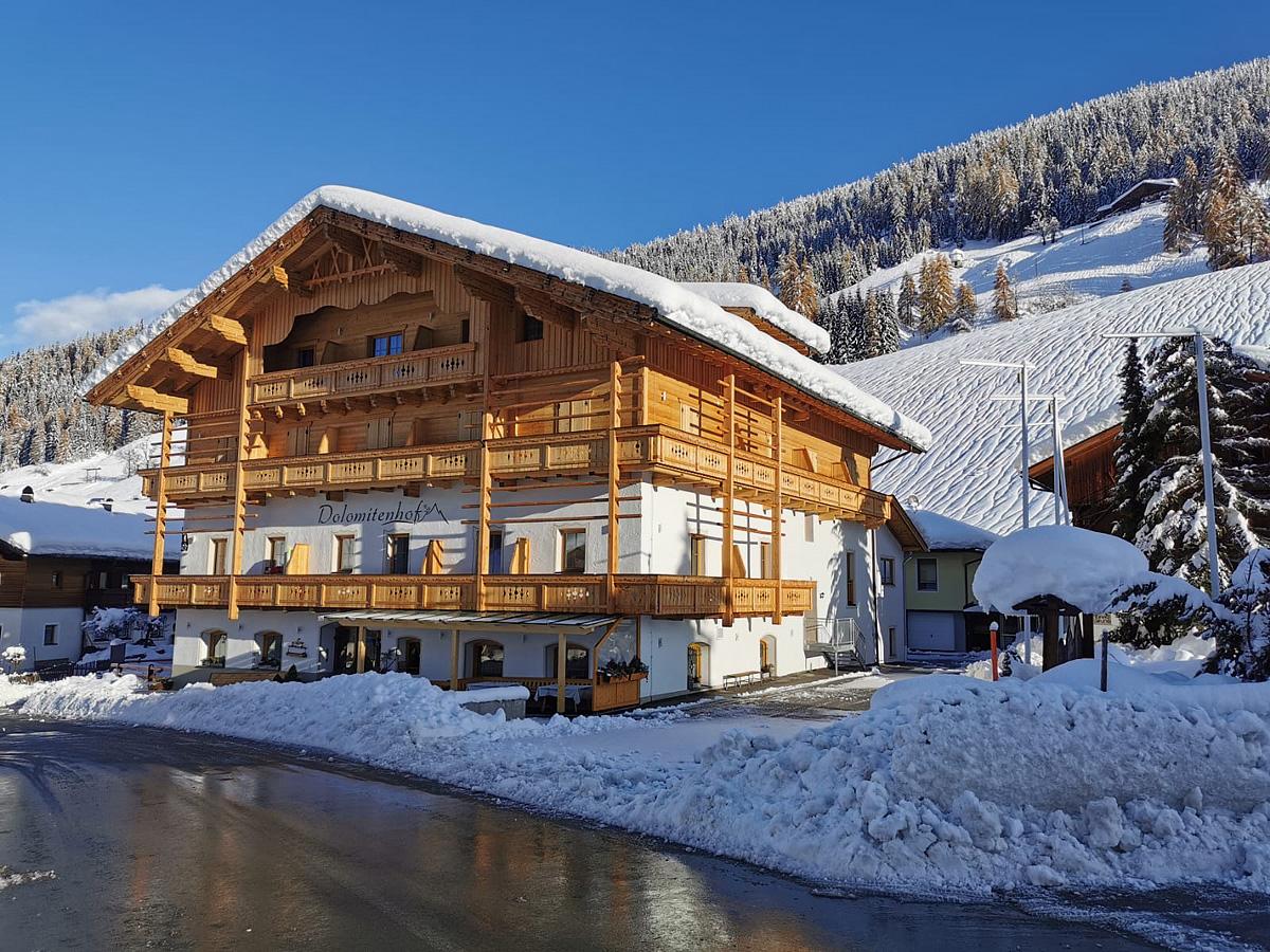 Rakousko (Východní Tyrolsko) - lyžování - GASTHOF DOLOMITENHOF