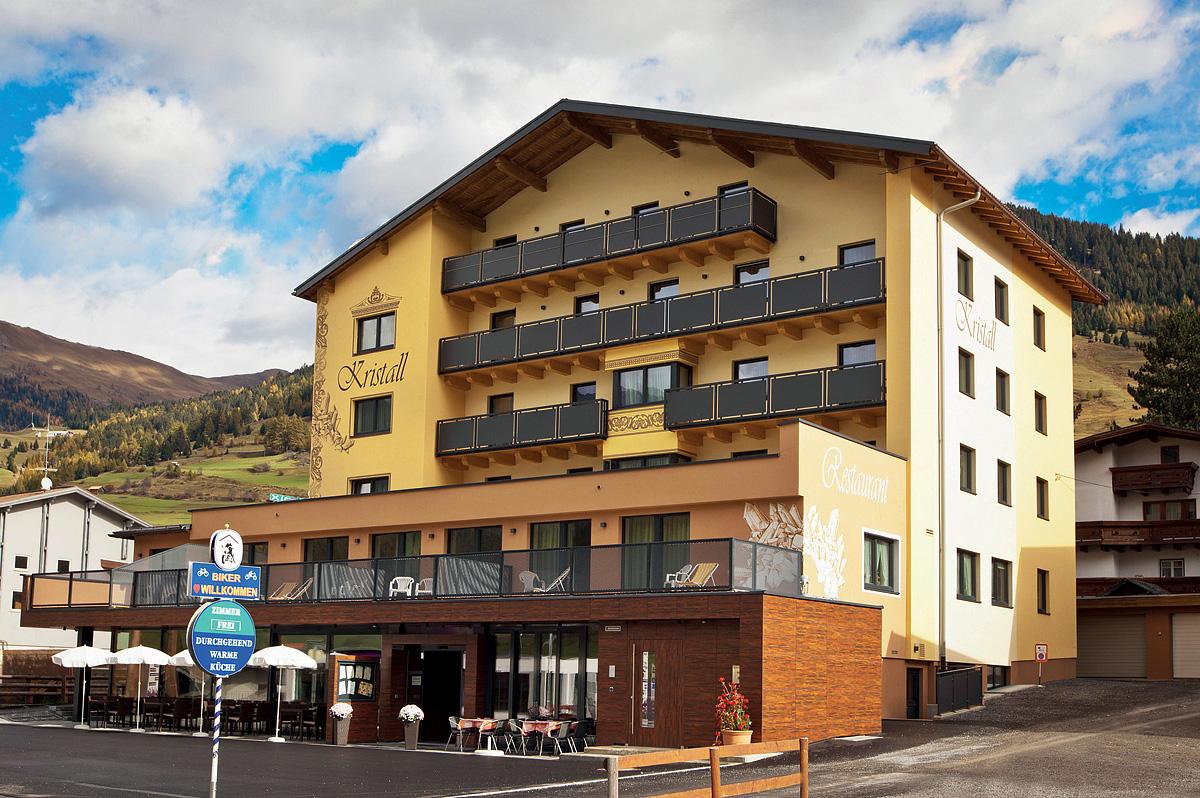 Rakousko (Rakouské Alpy a jezera) - _frontend_tour_type_alt_H - GASTHOF KRISTALL