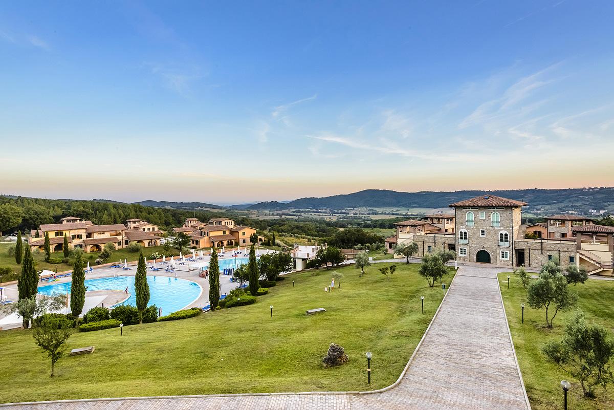 Itálie (Jižní Jadran) - dovolená - HOTEL PIAN DEI MUCINI