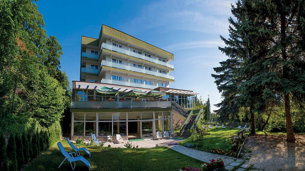 Maďarsko (Maďarsko) - dovolená - HOTEL FIT HÉVÍZ