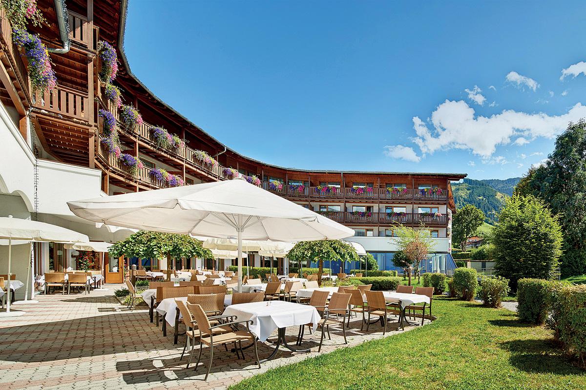 Rakousko (Rakouské Alpy a jezera) - Hotel Das Alpenhaus Kaprun