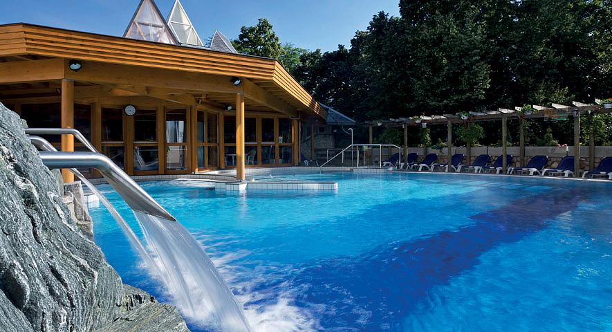Maďarsko (Maďarsko) - dovolená - HOTEL ENSANA THERMAL HÉVÍZ HEALTH SPA
