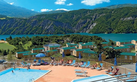 Camping Odalys Berges du Lac