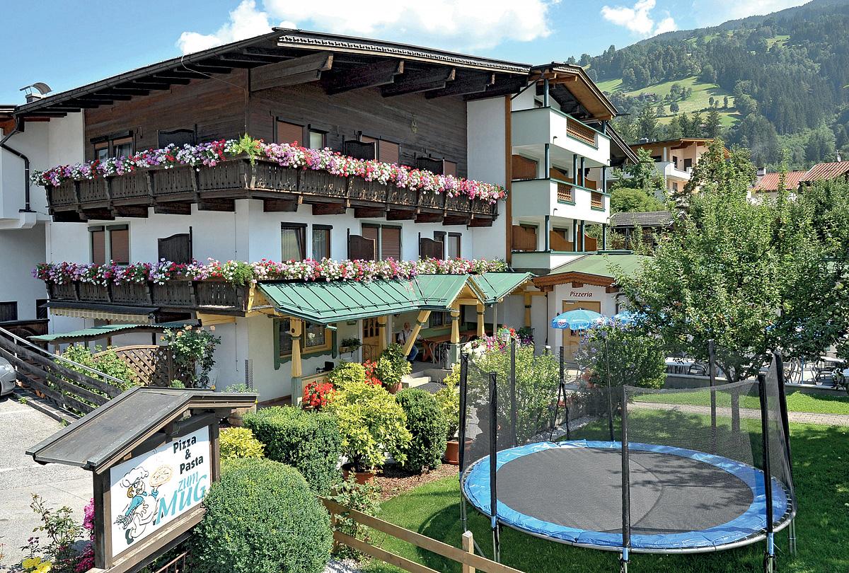 Rakousko (Rakouské Alpy a jezera) - _frontend_tour_type_alt_H - PENSION SCHMIEDHOF
