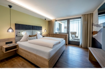 Aktiv Hotel Pension Klingler - Tyrolsko - Achensee - Christlum / Rofan / Zwölferkopf