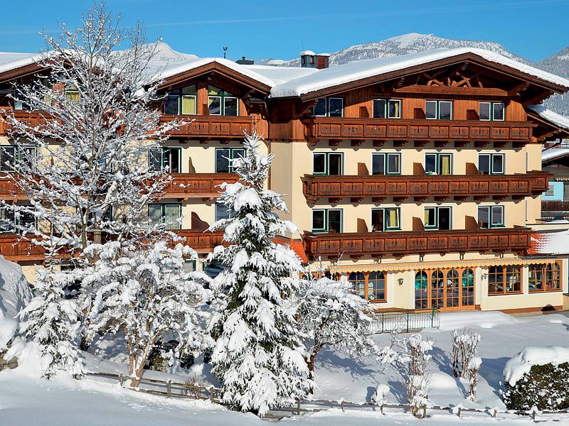 Rakousko (Horní Rakousko) - lyžování - HOTEL GASTHOF POST