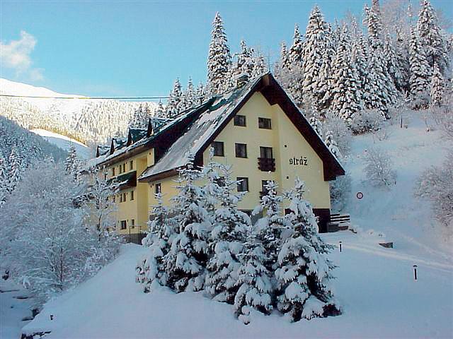 Česká republika (Krkonoše) - lyžování - HOTEL ESPRIT