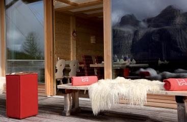 Hotel Rifugio Col Pradat - Dolomiti Superski - Alta Badia