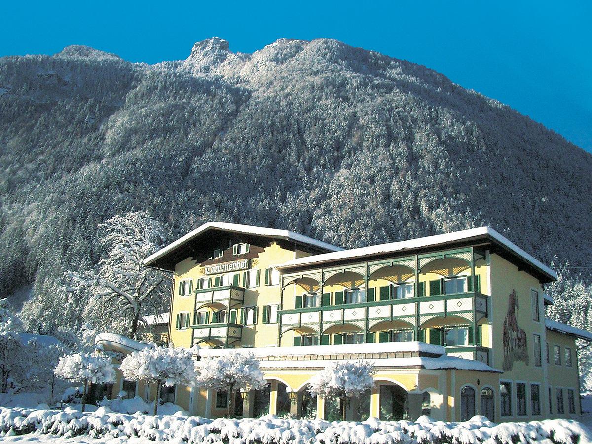 Rakousko (Salcbursko) - lyžování - LANDGASTHOF TORRENERHOF