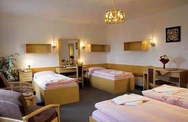 Hotel Star 4 - bez skipasu - Krušné hory - Klínovec