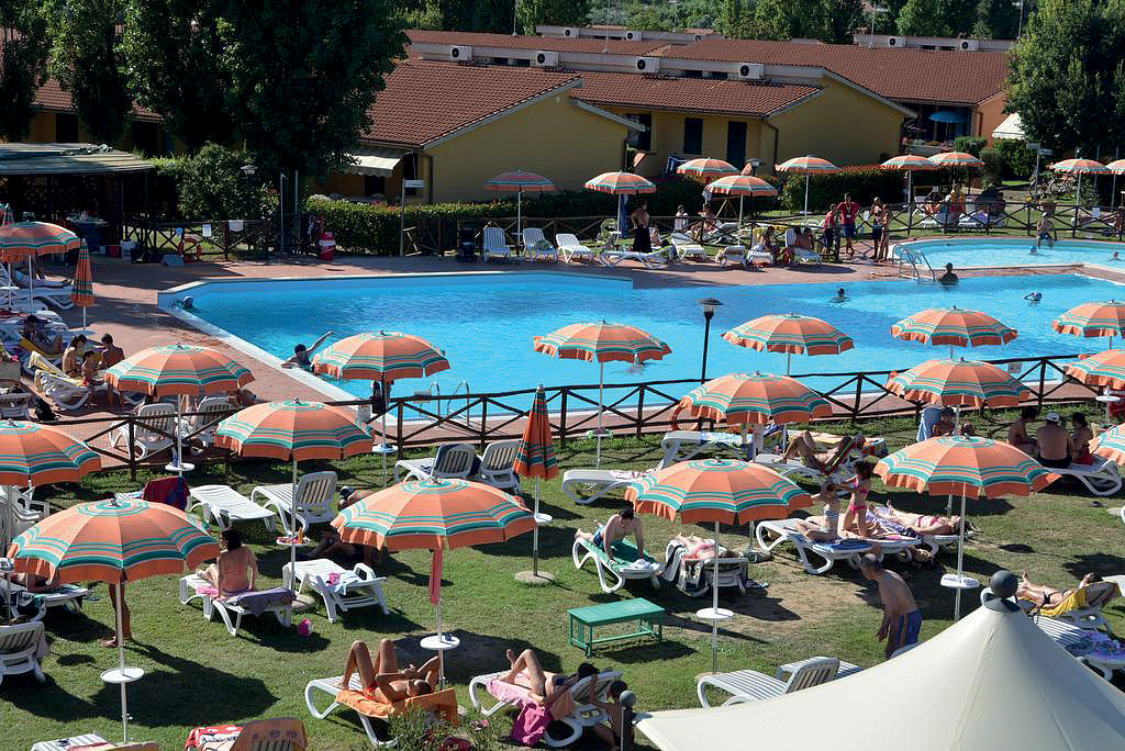 Itálie (Jižní Jadran) - dovolená - VILLAGGIO MARE SI - HB