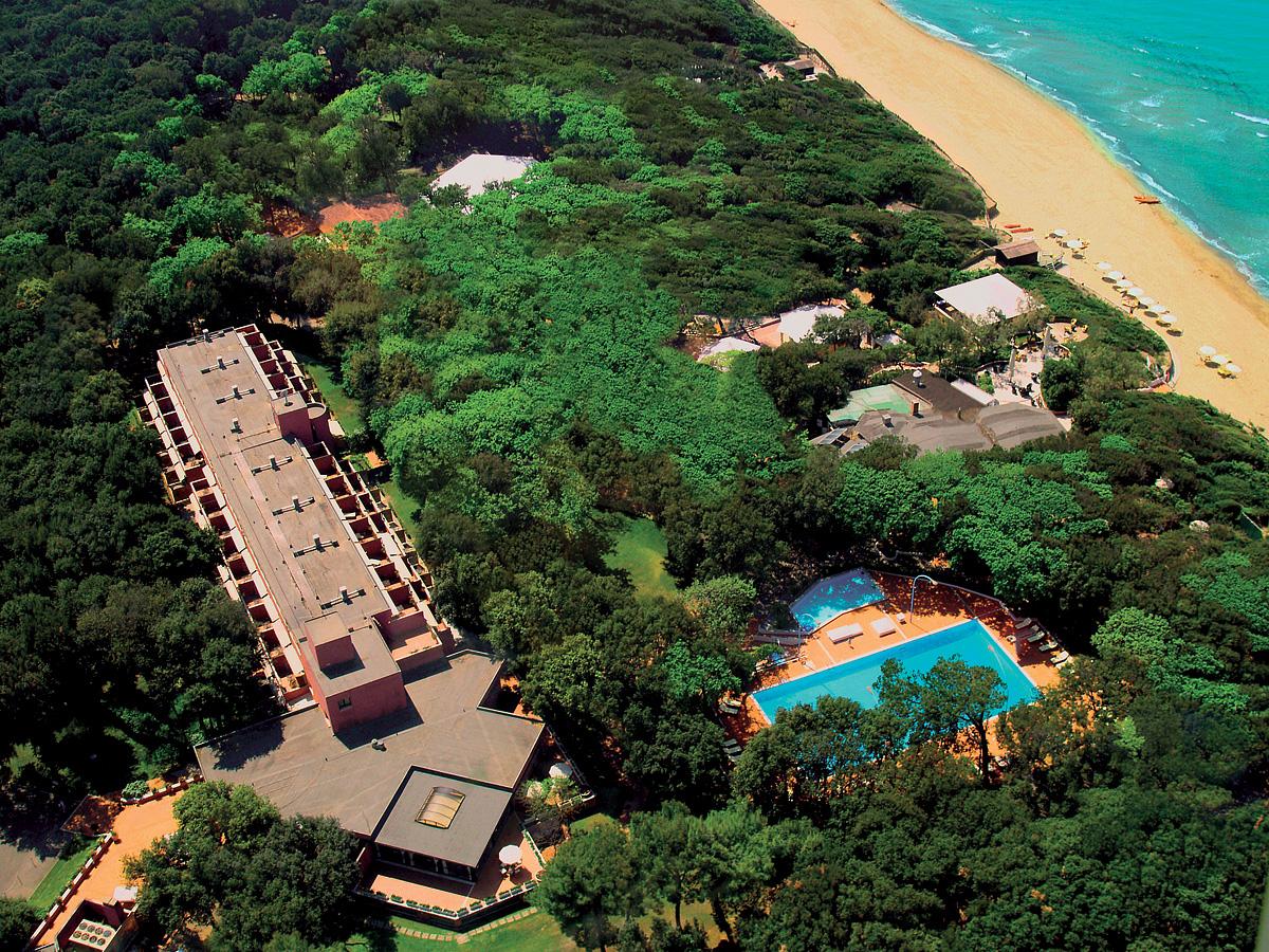 Itálie (Jižní Jadran) - dovolená - PARK HOTEL I LECCI