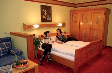 Hotel Margarethenbad - Korutany - Grossglockner - Heiligenblut