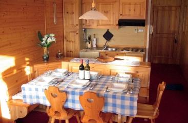 Priv. apartmány Veronza - Dolomiti Superski - Val di Fiemme / Obereggen
