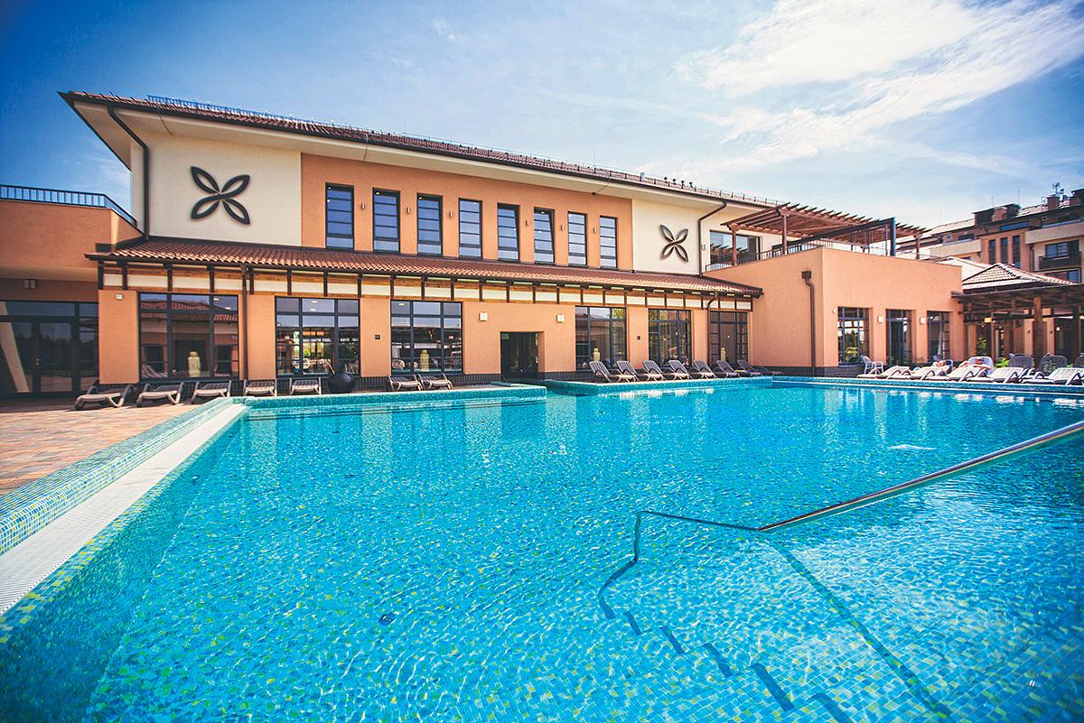 Maďarsko (Maďarsko) - dovolená - HOTEL CARAMELL PREMIUM RESOR