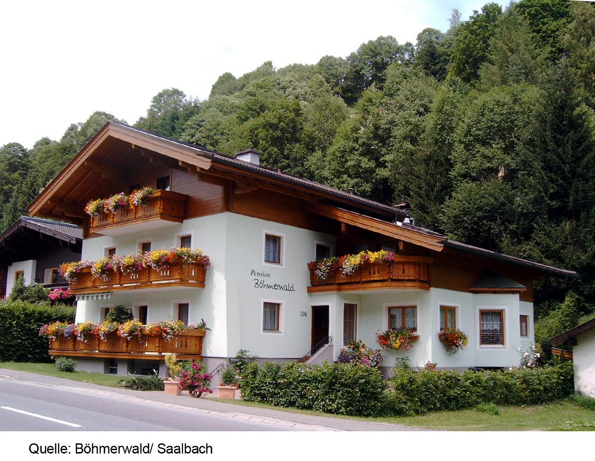 Rakousko (Rakouské Alpy a jezera) - _frontend_tour_type_alt_H - PENSION BÖHMERWALD
