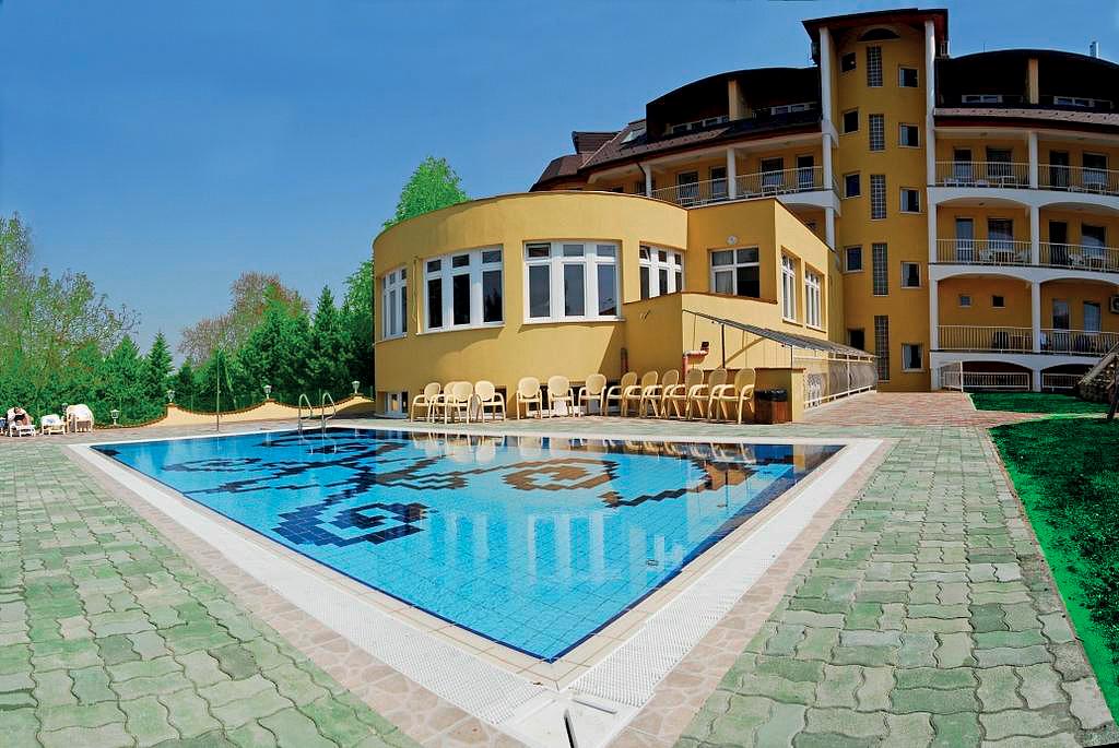 Maďarsko (Maďarsko) - dovolená - HOTEL VENUS
