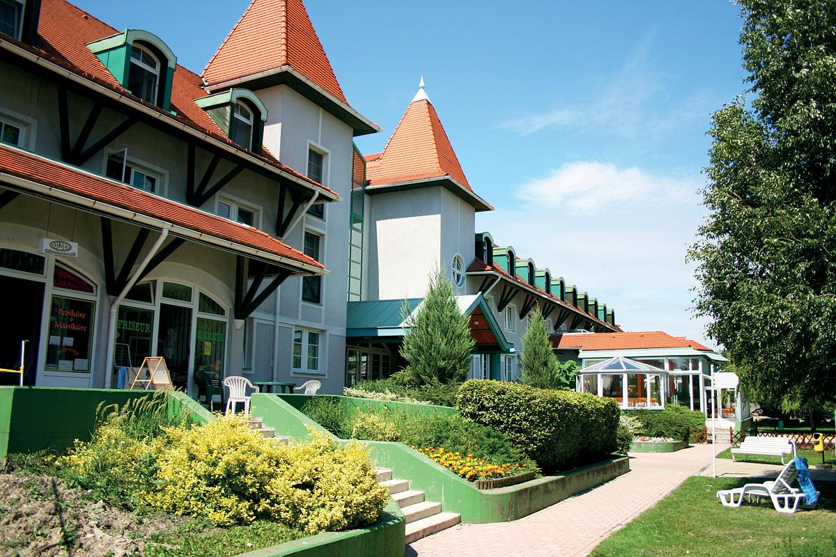 Maďarsko (Maďarsko) - dovolená - HOTEL THERMAL