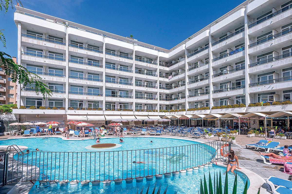 Španělsko (Costa Dorada) - dovolená - HOTEL OLYMPUS PALACE